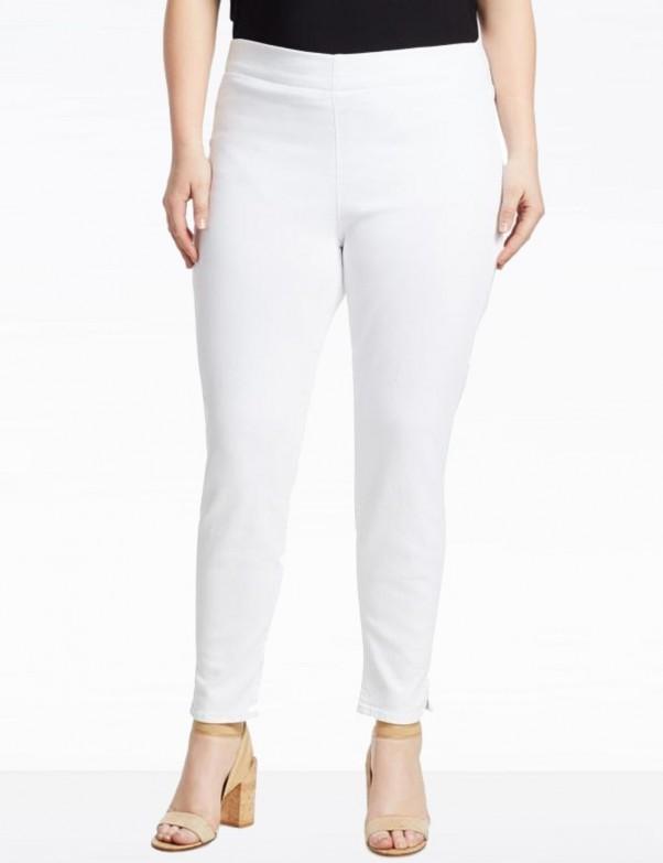 NYDJ - Barbara Bootcut Jeans in Batik Wash ( Plus Petite ) *WP66ZBB2339