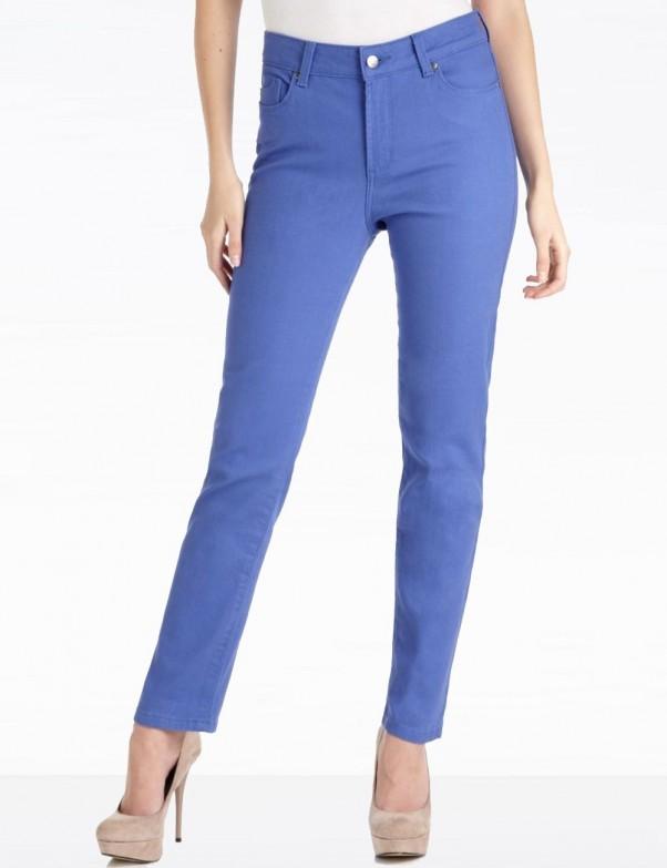NYDJ - Hepburn Roll Cuff Boyfriend Jeans in Light Wash *9179m