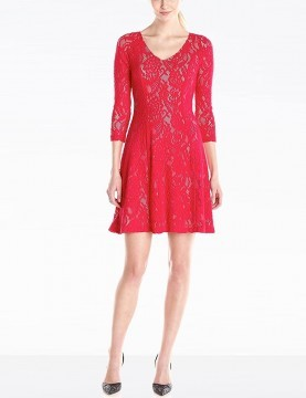 NYDJ - Amelia Lace Dress in...