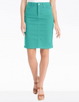 NYDJ - Emma Pencil Skirt in...