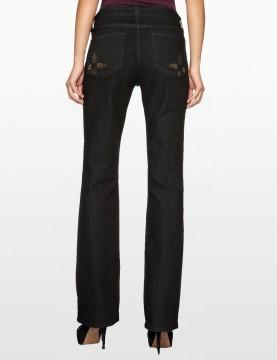 NYDJ - Marilyn Straight  Leg Jean with Embellishments*28227T3199 - Design 2
