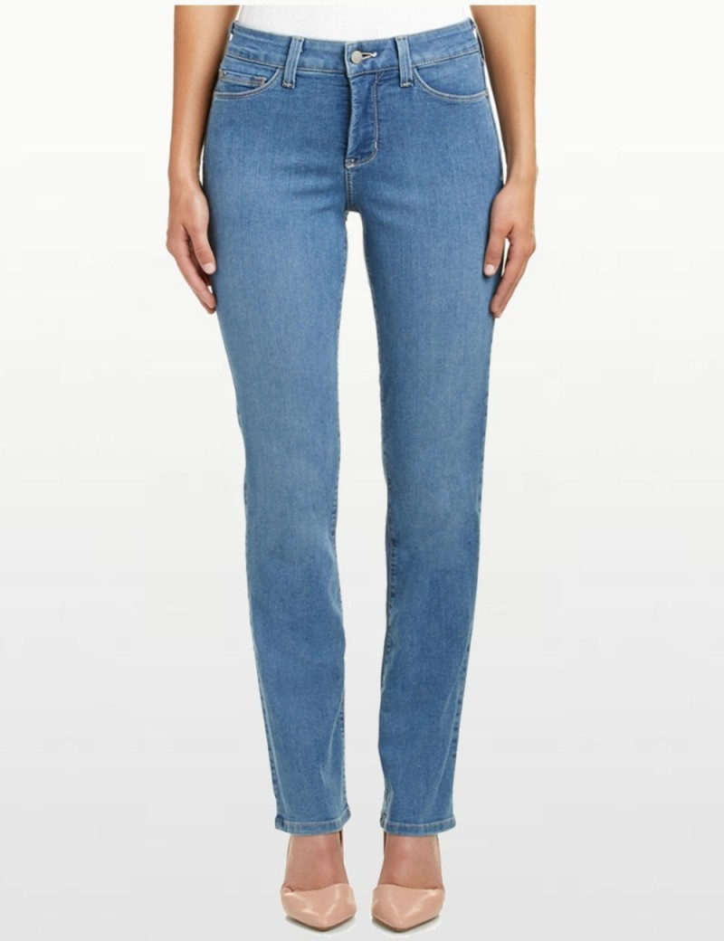 NYDJ - Marilyn Straight Leg Jeans in Modesto Wash
