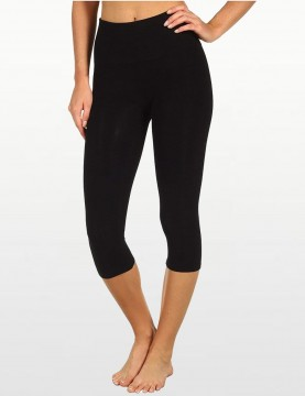Spanx - Look at Me Cotton Capri Leggings *1424a