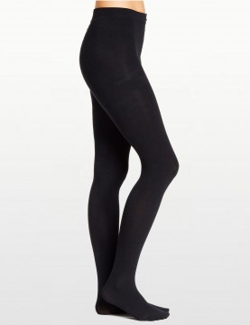 Free Press - Black Fleece Lined Tights *RK327541