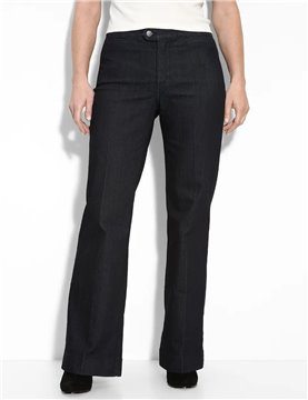 NYDJ - Wendy Trousers in Black *444B